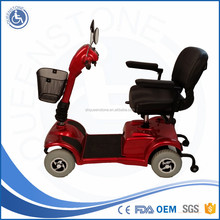 Folding Mobility four wheels electric Scooter wholesale for elderly