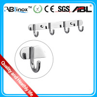 stainless steel bathroom hooks /towel rack /bathroom accessories set