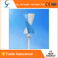 400w spiral wind dynamo windmill with CE certificate