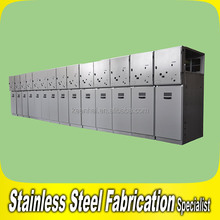 Custom Made Stainless Steel Electrical Enclosure Fabrication for Telecommunication