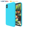 original liquid silicone mobile accessories cell phone case cover for iphone 8