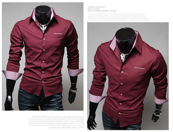 1pc sale spring and autumn cheaper price new designer wholesale men shirts turkey