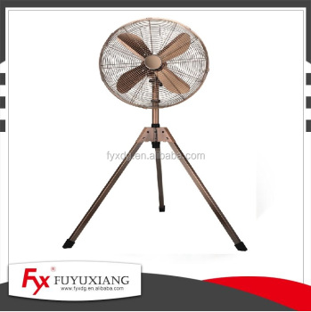 "Powerful 18"" Tripod standing fan with 3 legs"