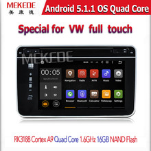 9'' BIG SCREEN for VW full touch CAR DVD PLAYER CAR RADIO with HD Screen GPS WIFI 3G Bluetooth FM/AM 3D MAP MP4 PLAYER
