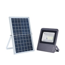 Hot sale outdoor waterproof IP65 garden 10w 20w 60w 100w solar led flood light