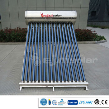 Water Heater/Low Pressure Solar Water Heater