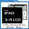 New arrived LCD display for ipad 2 3 4 MINI, high quality lcd display for ipad