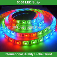 12v smd 5050 flexible rgb smd led strip light