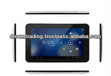 2013 the latest tablet PCMTK8317 Cortex A9 at 1.5GHz, GPU Mali400
