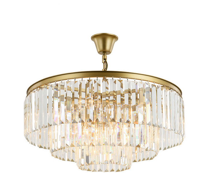 LED Indoor Chandelier Decoration Hanging Crystal <strong>Lights</strong> imported from China