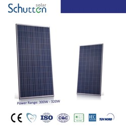 Schutten factory supply high qualified small panel polycrystalline 5w 10w 20w 30w 40w 50w 60w 70w 80w 90w 100w solar panels