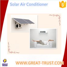 Home used solar powered air conditioner,100% solar air conditioner,with low price