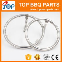 Customize Stainless steel BBQ round gas gill tube burner