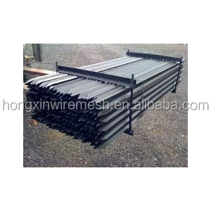 Hot sale !!! China An ping composite fence posts wood Factory