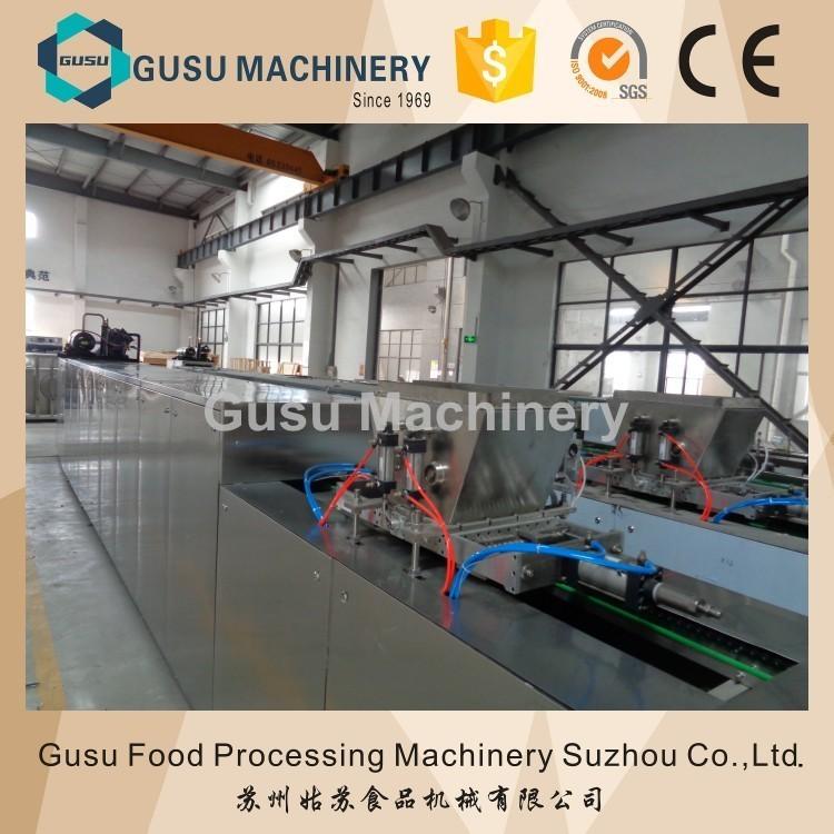 Suzhou china chocolate que faz a máquina