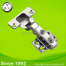 Full overlay kitchen cabinet door hinge/ hydraulic kitchen cabinet hinges types