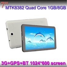 Good quality 7.0 inch 3G tablet phone support GSM and WCDMA phablet with stocks