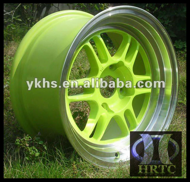 13-18 inch new design alloy car wheel for Honda