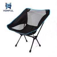 Ultralight stool Beach fishing lazy back chair portable outdoor camping chair for fishing
