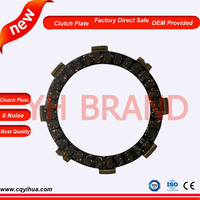 Motorcycle yx100 clutch plate,manufacturer motorbike yx100 part,high quality yx100 clutch disc