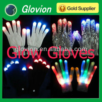 LED finger light gloves led gloves led gloves wholesale china