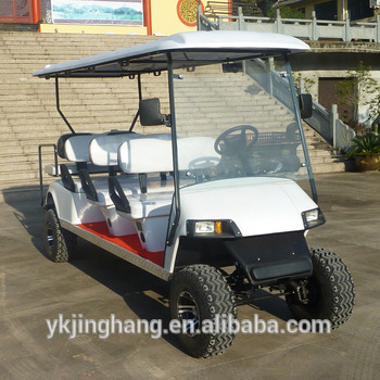 8 seats electric golf cart/ buggy made in China for sale
