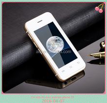 Hot sale 3G 2.4 inch dual core Melrose mini android phone S9 smart phone