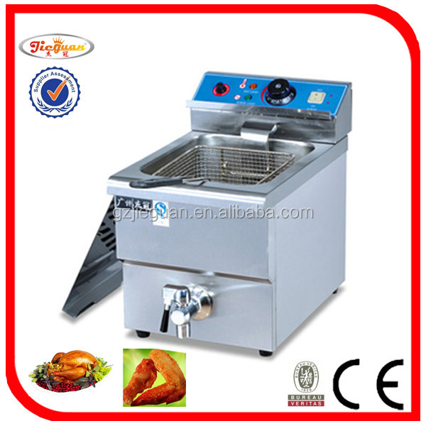 fish and chips fryers/electric fryer/electric deep fryer DF-12L
