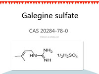 Sports nutrition Galegine sulfate Cas 20284-78-0 98% HPLC