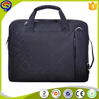 China manufacture hot selling cool nylon briefcase dispatch case