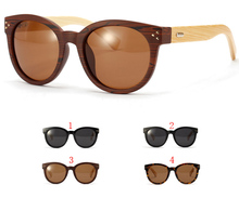 2016 fashion sunglasses red <strong>bamboo</strong> sunglasses wooden sunglasses handmade <strong>bamboo</strong>