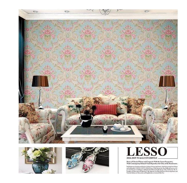 2016 wandverkleidung vinyl tapete pvc tapete papier f r decken tapeten wand schicht produkt id. Black Bedroom Furniture Sets. Home Design Ideas