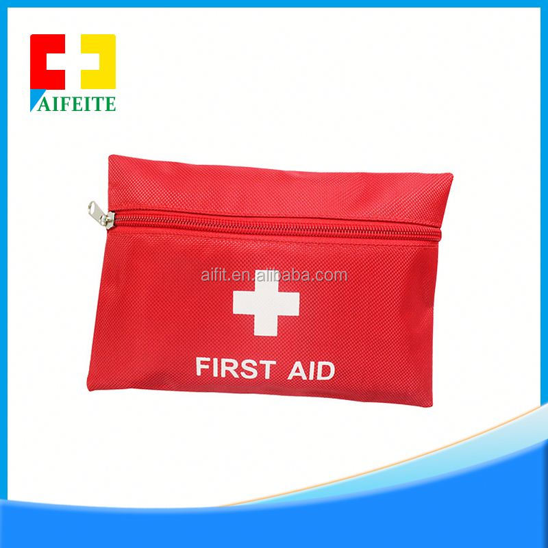 Car emergency travel first aid kit