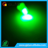 green and green round 5mm led diode