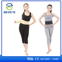 China supplier customized tourmaline lower self-heating back support belt for relief pain