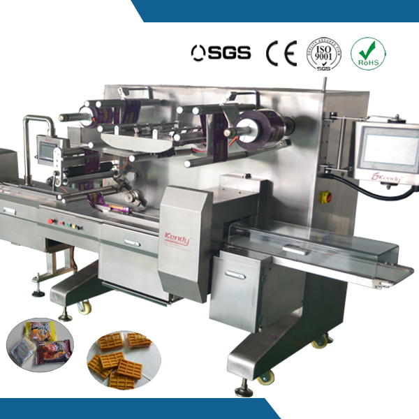 Popular Chocolate Packing Machine With Temperature Independent Pid