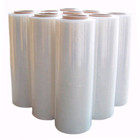 Colored Plastic Wrap Film Product By Dongguan Factory