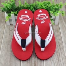 Fabric strap men style eve flip flop slippers