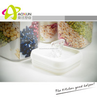 Vegetable shape food storage container,kitchen container box