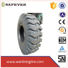 China new brand OTR tire TL 26.5-25 tyre factory in Shandong Qingdao