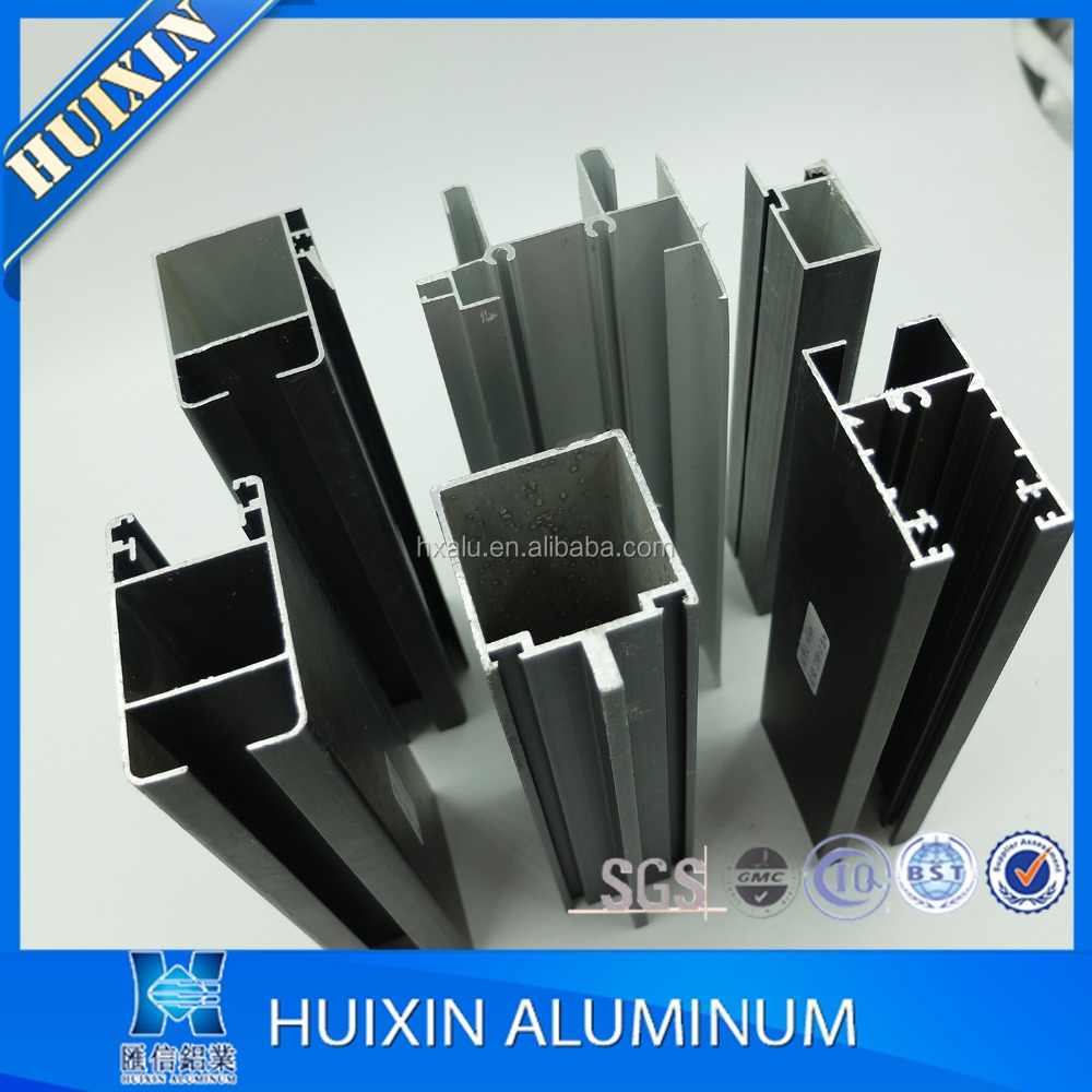 Competitive price window and door aluminum for africa market