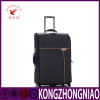 top quality nylon farbic skins trolley luggage bags & cases sale china cheap duffle bag luggage trolley business luggage