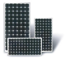 A Grade 250w Monocrystalline silicon solar panel for solar systems