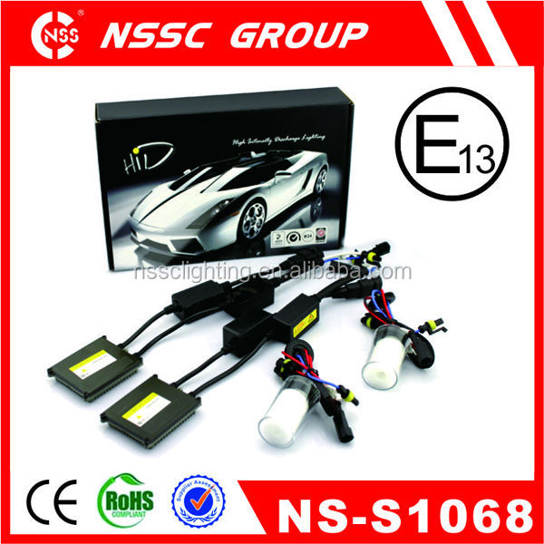 NS-S1068 super slim ballast motorcycle hid kits,35w hid ballast repair kit,hid ballast