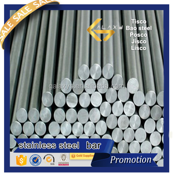 Polished bright surface stainless steel round bar 201 304 304l