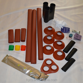 0.6/1KV to 36KV heat shrinkable termination kit