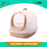 professional manufacturer supply pet product plastic cat litter box