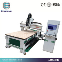 economic price round tool changer/cnc router/cnc laser cutting machine price