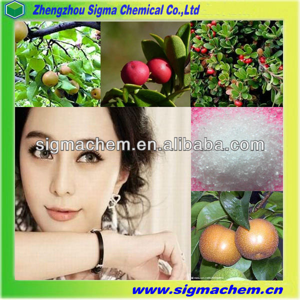 Cosmetic Raw Material and Whitening Alpha Arbutin