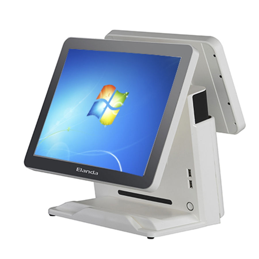 Elanda android all-in-one touch screen POS/linux prolin os pos terminal